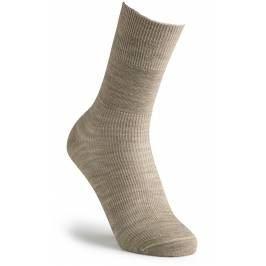 Cosyfeet Extra Roomy Wool-rich Softhold Seam-free Socks - Black L