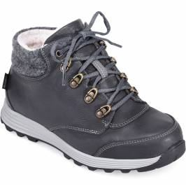 Cosyfeet Moose High-Performance Extra Roomy Women's Boots - Graphite 4
