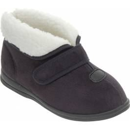 Cosyfeet Dreamy Extra Roomy Women's Slippers - Camel 7