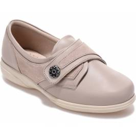 Cosyfeet Darcy Extra Roomy Women's Shoes - Claret 5 London