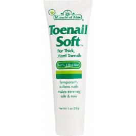 Miracle of Aloe Toenail Softener London