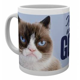 Grumpy Cat Go Away Mug London