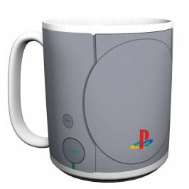 Playstation Console Large Mug London