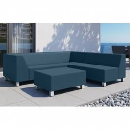 CoSi Marbella Weatherproof Lounge Set - Blue London