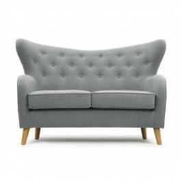 Wilfred - 2 Seater Sofa - Grey London