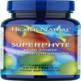 Higher Nature SuperPhyte 90  Capsules London