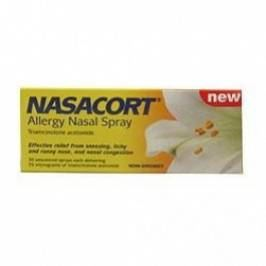 Nasacort Allergy Nasal Spray 30 Doses London